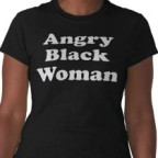 Angry Black Woman